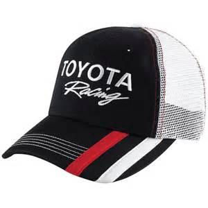 Toyota Hats Toyota Racing Stripe Hat
