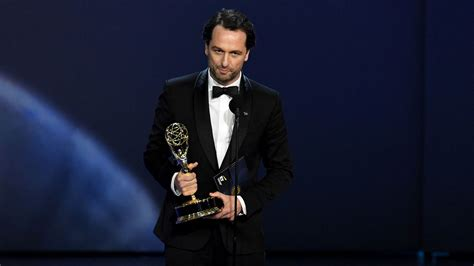 matthew rhys emmy win video matthew rhys wins best actor in a drama series emmy award