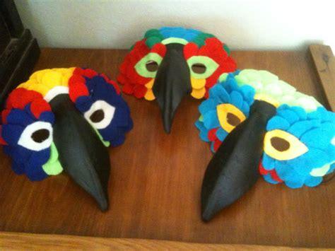 Rams Mask Capt A diy masks