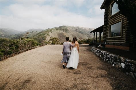 Wedding Venues Big Sur by Big Sur Wedding Emily Greg Portland Wedding