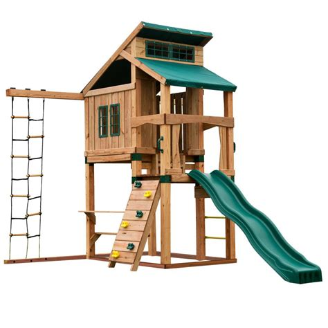 swing n slide playsets swing n slide playsets hideaway clubhouse playset pb 8129