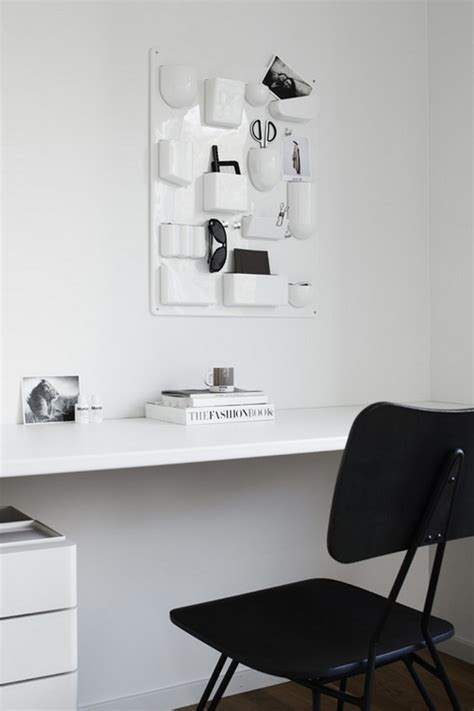 keep your work space neat by a simple diy desk