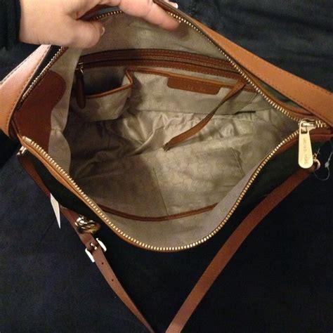 Tas Michael Kors Authentic Michael Kors Shoulder Bag 42 michael michael kors handbags authentic michael kors kempton large shoulder bag from