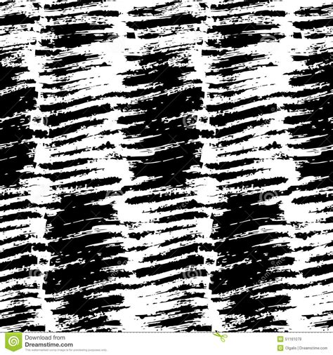brush with pattern vector brush grunge scribble strokes seamless pattern