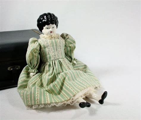 china doll marked 5 vintage antique porcelain doll marked by
