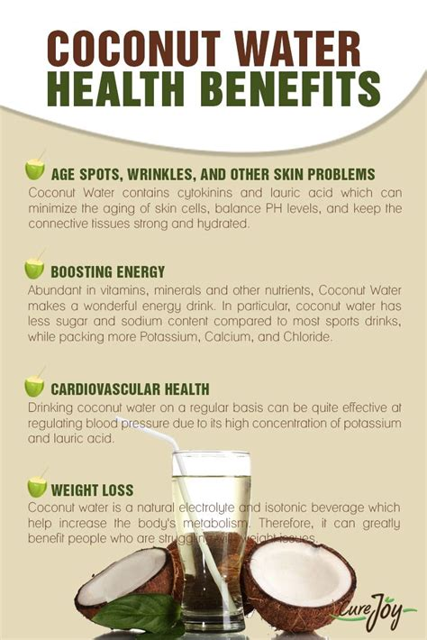 Coconut Water Detox Benefits by 1000 Images About Health On