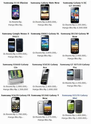 Hp Samsung S3 Kc daftar harga hp samsung terbaru agustus 2013 manias de gisah