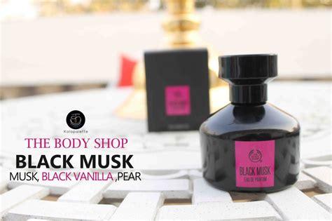 Black Musk The Shop the shop black musk edp review kalapalette