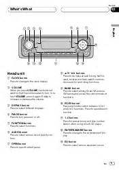 pioneer deh p6500 support and manuals