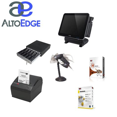 pos bank posbank usa anyshop 2 point of sale bundle w software