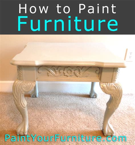 how to paint how to paint furniture a beginner s guide