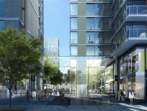 design center washington dc foster partners breaks ground on ten acre citycenter in