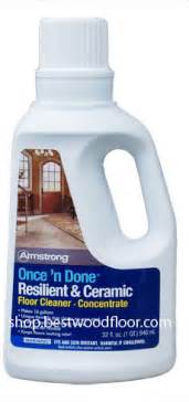 armstrong once n done floor cleaner concentrate 32 oz