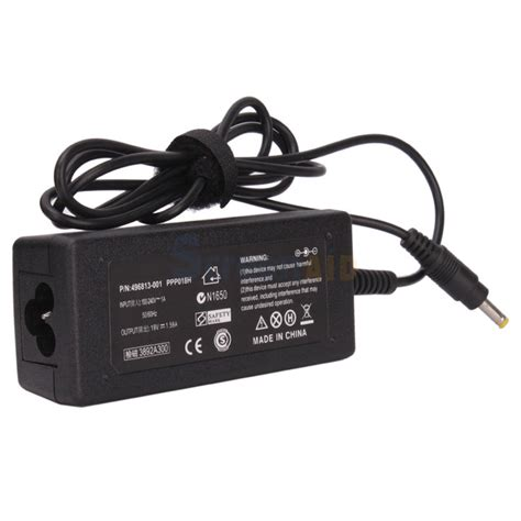 Adaptor Laptop Hp Mini 110 ac adapter charger power for hp compaq mini netbook 210