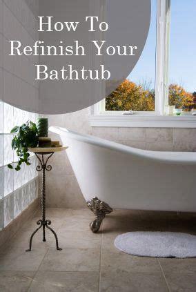 how to resurface bathtub 1000 ideas about painting bathtub on pinterest bathtub