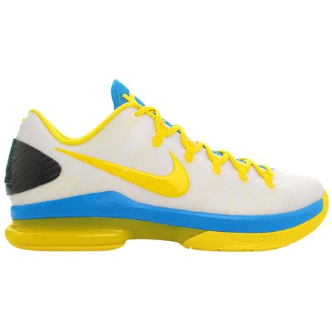 nike elite shoes nike basketball shoes mens nike kd v elite white yellow