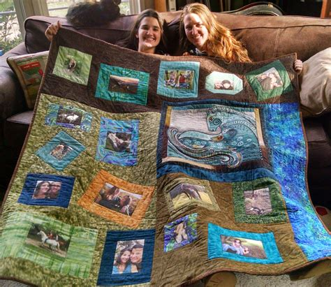 How To Transfer Pictures To Fabric For Quilting by Photo Transfer Memory Quilts
