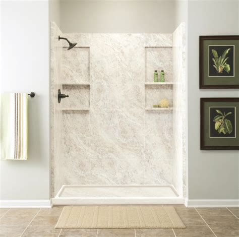 Solid Surface Shower Surround by Styles 2014 Solid Surface Shower Walls