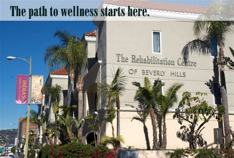 Detox Hospital Los Angeles by Front Of Rehab Centre Building