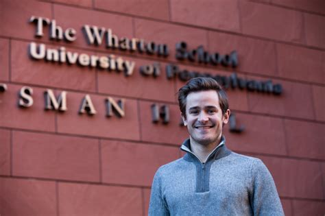 Mba Candidate At Wharton by How To Land A Startup A Success Story With Advice