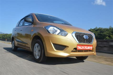 Datsun Go  Review   Cars First Drive   MPV/MUVs   Autocar