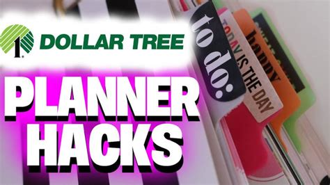 dollar tree hacks 13 best images about happy planner on pinterest cleaning