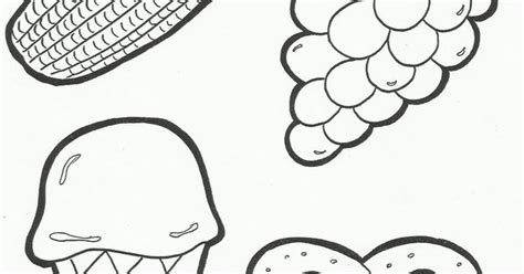 picnic coloring pages preschool picnic food coloring pages preschool nutrition coloring