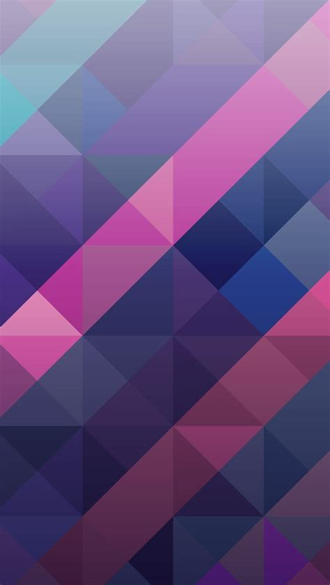 colorful geometric wallpaper abstract colorful geometric triangles wallpaper iphone