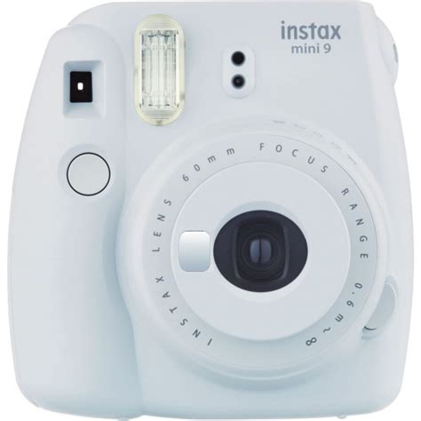 Fujifilm Instax Mini 9 Smoky White fujifilm instax mini 9 smoky white instant cameras