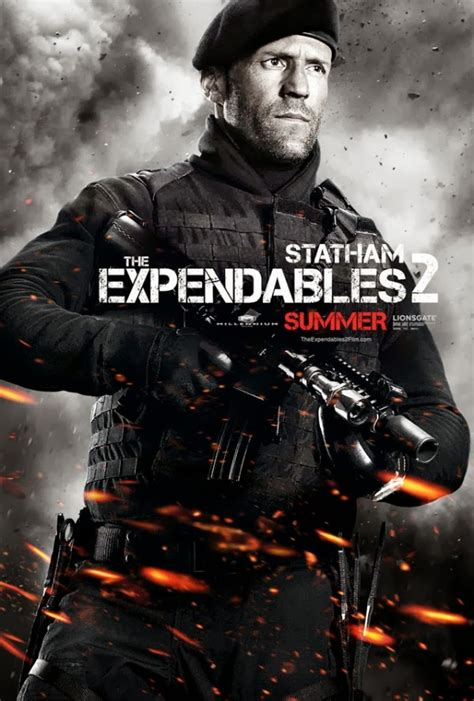 film van jason statham the beret project the expendables 2