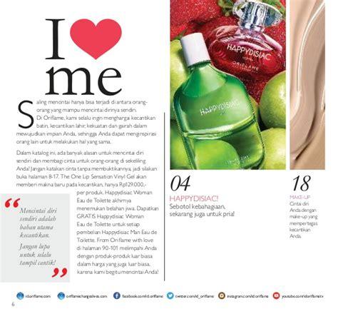 Parfum Happydisiac e katalog oriflame februari 2017 promo parfum baru