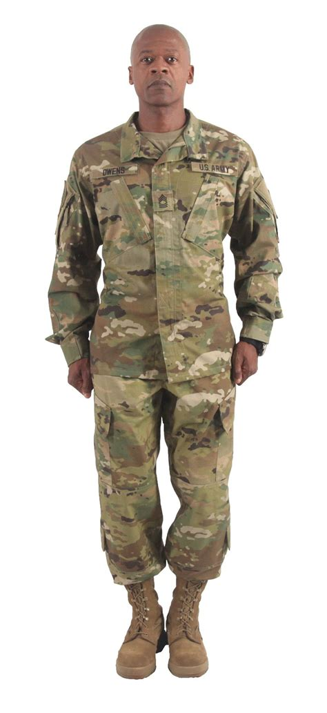 army uniform pattern name can you wear acu unit patches with the new ocp multicam