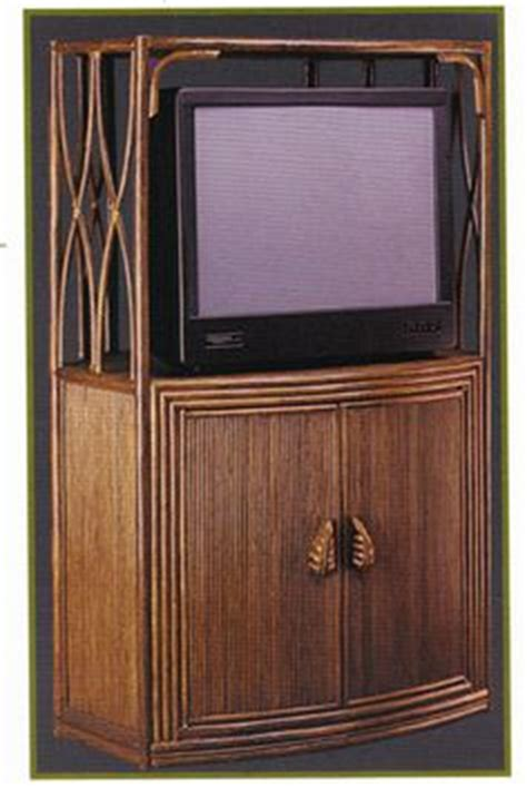 wicker tv armoire 1000 images about tv stands on pinterest rattan tv