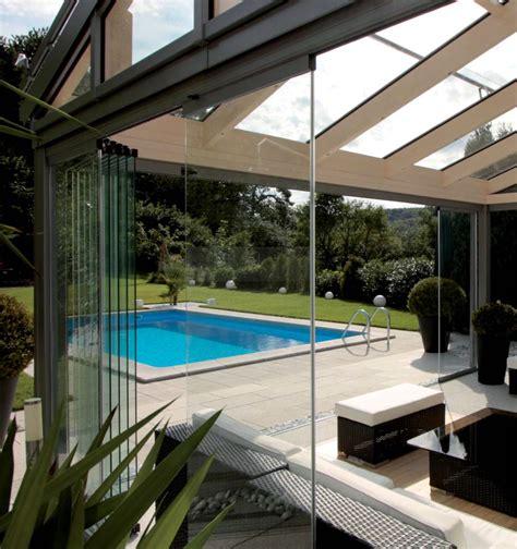 glaswand veranda glaswanden bekijk prachtige glazen schuifdeuren en