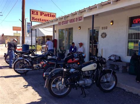 el patio presidio tx third time s the charm vintage bmw motorcycle owners