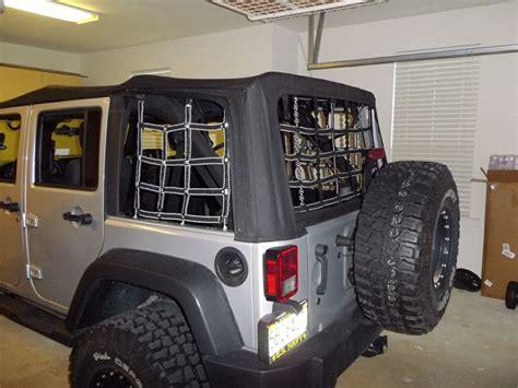 Jeep Cargo Nets Jeep Wrangler Paracord Cargo Net Jeep Tj Oiiiiiiio