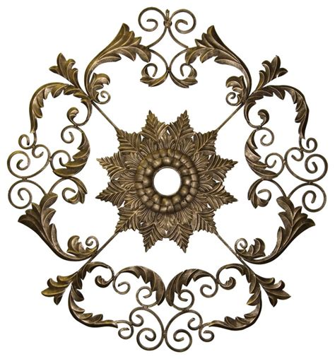 Iron Ceiling Medallion by Dr Livingstone Iron Ceiling Medallion Ceiling Medallions