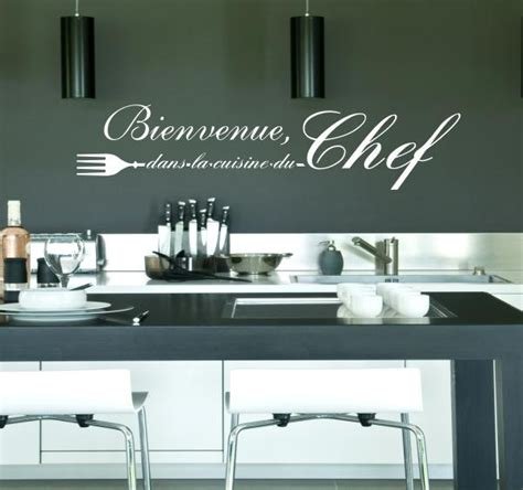 deco stickers cuisine guide d 233 coration cuisine stickers