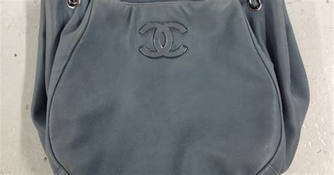 Re Dyeing Leather by Leather Cleaning Re Dyeing And Restoration Blue Chanel