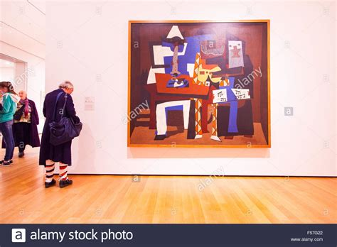 picasso paintings new york pablo picasso three musicians 1921 painting at moma