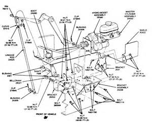 Brake Line Diagram Ford F250 2003 Ford F250 Power Steering Line Diagram The