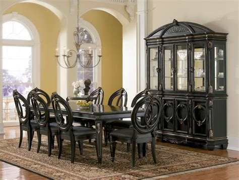 black dinning set images 11 enchanting formal dining room