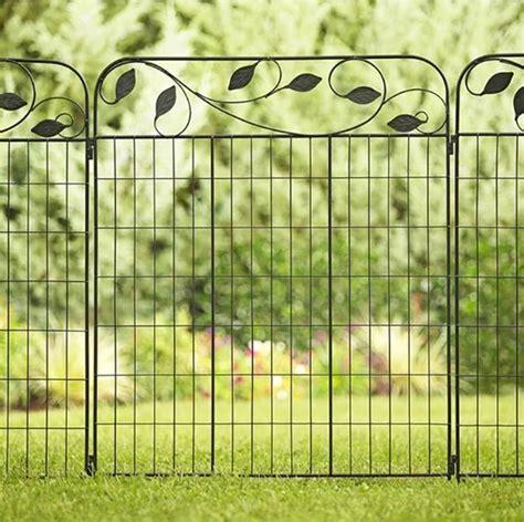 buy amagabeli decorative fence gate  garden fence