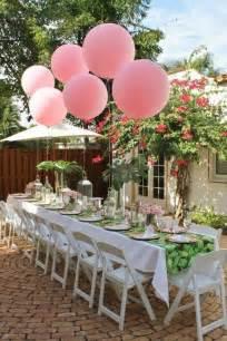 table decorations d 233 coration table anniversaire 50 propositions pour l 233 t 233