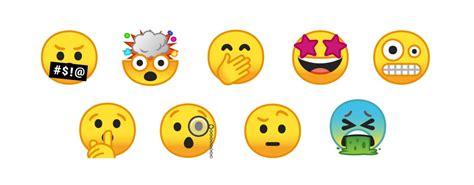 how to see apple emojis on android as 237 lucen los nuevos emojis que llegar 225 n a ios 11 1