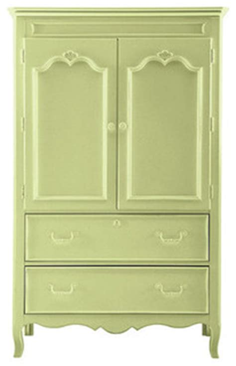 young america armoire stanley young america ma marie door chest traditional