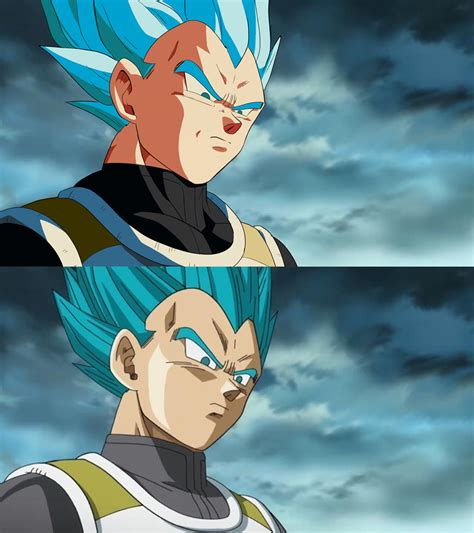 Goku Resurrection F resurrection of f 1995 ssb vegeta z