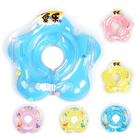 Neck Ring Baby free shipping swimming baby accessories swim neck ring baby ring safety infant neck float