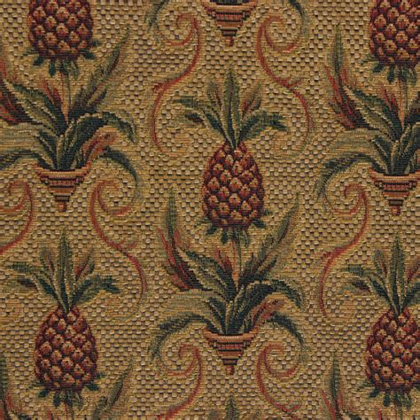 pineapple gold  fabric mill