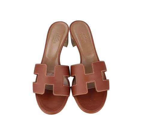 Sepatu Sandal Hermes Wedges Kg20111 hermes sandals